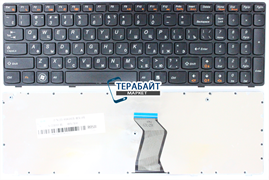 Клавиатура для ноутбука Lenovo IdeaPad G570AH