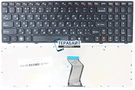 Клавиатура для ноутбука Lenovo IdeaPad G575