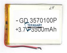 Аккумулятор для планшета Prestigio MultiPad PMT7177 3G