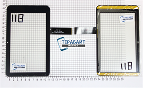 Тачскрин для планшета IconBit Nettab SKY 3G DUO NT-3701S