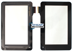 Тачскрин для планшета Acer Iconia Tab B1-710 B1-711