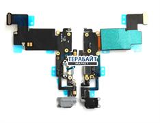Шлейф с разъемом зарядки для iphone 6S Plus (a1687)