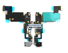 Шлейф с разъемом зарядки для iphone 6S Plus (a1699)