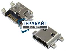 Системный разъем (гнездо) зарядки micro usb 22 для планшетов и телефонов