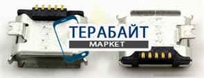 РАЗЪЕМ ПИТАНИЯ MICRO USB Nokia C2-07