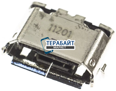 Системный разъем (гнездо) зарядки micro usb 69 для планшетов и телефонов