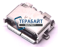 Системный разъем (гнездо) зарядки micro usb 56 для планшетов и телефонов