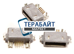 РАЗЪЕМ ПИТАНИЯ MICRO USB Sony Xperia S LT26ii