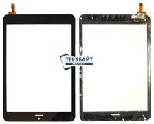 Тачскрин для планшета Texet Tm7863 черный