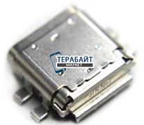 Системный разъем (гнездо) зарядки usb type c 04 для планшетов и телефонов