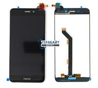ДИСПЛЕЙ (ЭКРАН) ДЛЯ Huawei Honor 6C Pro+ ТАЧСКРИН (СЕНСОР) В СБОРЕ ЧЕРНЫЙ
