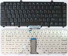 Клавиатура для ноутбука Dell Inspiron 1520