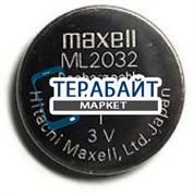 ML2032 АККУМУЛЯТОР АКБ БАТАРЕЯ