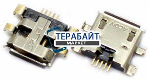 Системный разъем (гнездо) зарядки micro usb 75 для планшетов и телефонов