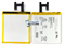 АККУМУЛЯТОР АКБ БАТАРЕЯ Sony Xperia M2 D2302 / D2303