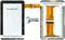 Тачскрин для китайского планшета Samsung N8000 N9000 - фото 40815
