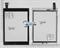 Тачскрин для планшета Prestigio MultiPad PMT7077 3G - фото 52702