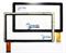 Тачскрин для планшета RoverPad Air A70 - фото 55303