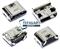 Системный разъем (гнездо) зарядки micro usb 12 для планшетов и телефонов - фото 92673